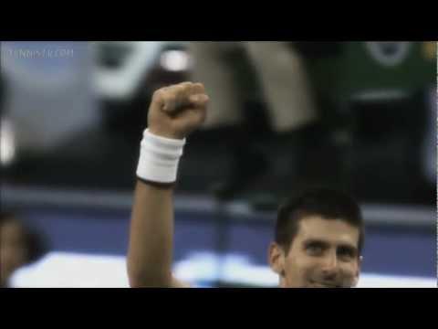 Novak Djokovic...The art of saving match points (HD)