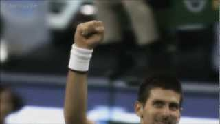 Novak Djokovic...The art of saving match points (HD)