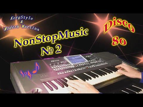 KorgStyle  -NonStopMusic №2 (Korg Pa 900) Remastering DJ PILULA