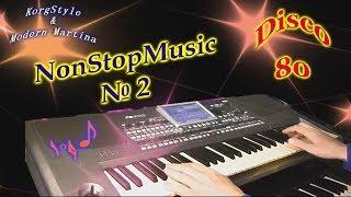 KorgStyle  -NonStopMusic 2 (Korg Pa 900) Remastering DJ PILULA