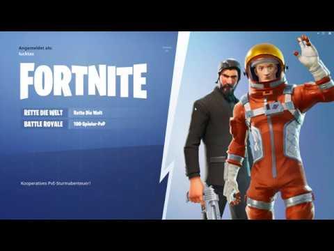 Meine erste Runde Fortnite | Fortnite Battle Royale | lucktas Unityfal