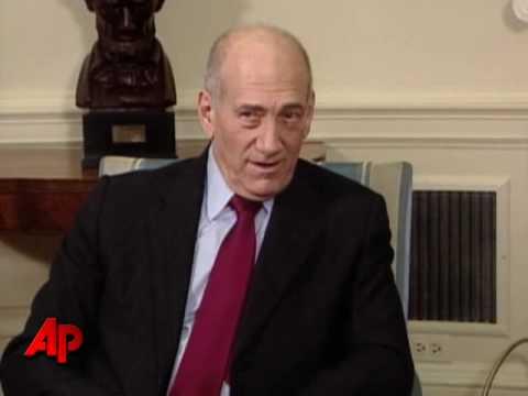 Former Israeli Prime Minister Olmert Indicted
