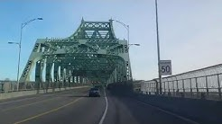 Ride on the Jacques Cartier Bridge - Petit tour sur le Pont Jacques Cartier - Montreal