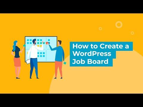 How to Create a WordPress Job Board