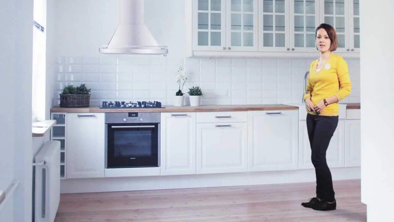 Kuchnia z IKEA? Nic prostszego!  YouTube -> Kuchnia Prowansalska Meble Ikea