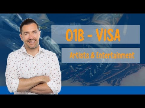 O-1B Visa Artists & Entertainment : How Can A Tattoo Artist Work In The US?