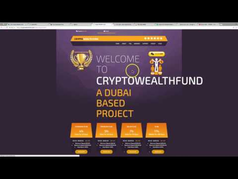 Crypto Wealth Fund