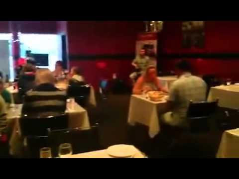 Live Music & Singing by Connor Wink 2 @ UTSAV Indian Restaurant Charlestown NSW