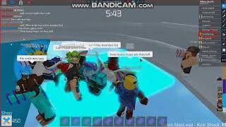 ROBLOX: Admin met in this game:D (Tower of Hell)