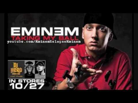 Eminem Taking My Ball DJ Hero