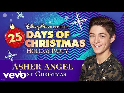 Asher Angel – Last Christmas