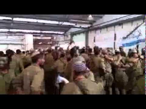 Happy Israeli style  IDF believe
