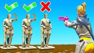SIMON SAYS with PROPS! (Fortnite Creative Gamemode)