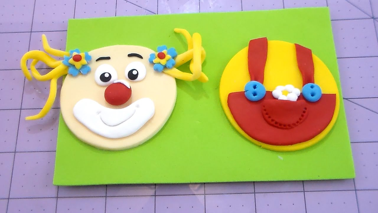 How To Make A Clown Fish Cake