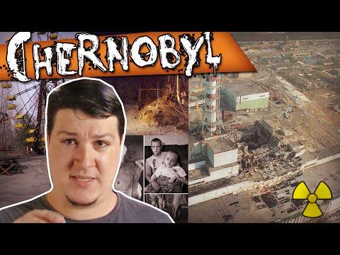 O Desastre de Chernobyl [EN]