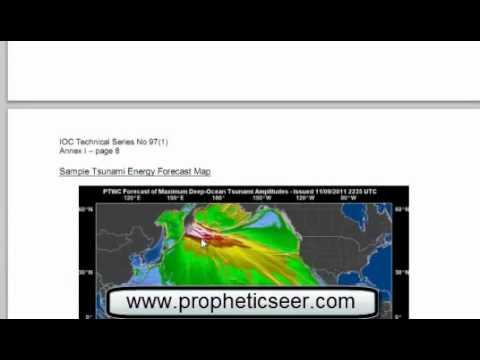 RED ALERT!! - November 9th - Pacific Ocean Tsunami Drills!!!.mp4