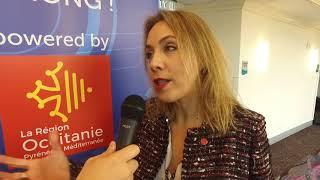 French Village - Interview Nadia Pellefigue - Région Occitanie