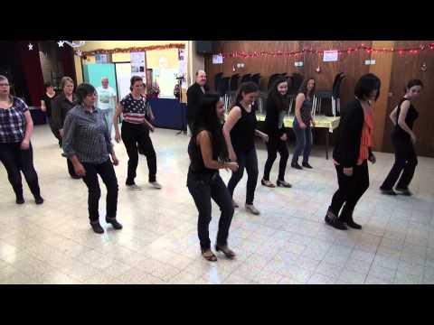 Tu Es Fou - Line Dance Choreo
