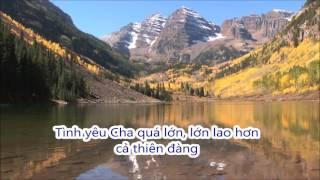 Giê-xu yêu Ngài hơn cả mọi điều - Never let you go ( Hoang Dien) MS David Dong