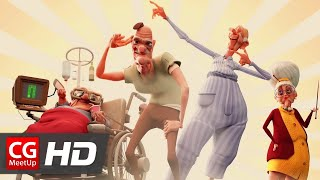 "CGI Animated Short FilmCGI Animated ""Never Without My Denture"" by Never Without My Denture Team"