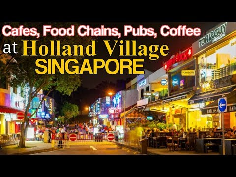 Vlog 4 | Holland Village Singapore | Cafes | Indian Food | Pubs | Eating Out | Karaoke