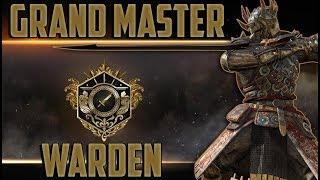 For Honor: Grand Master Warden