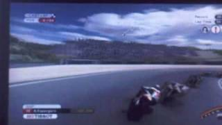 MOTOGP 08 PS3 250 GP