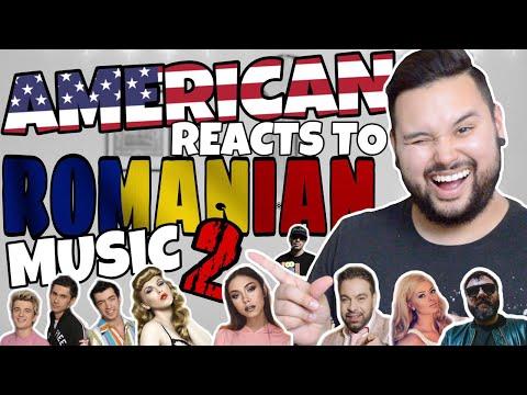 American REACTS  Romanian  2