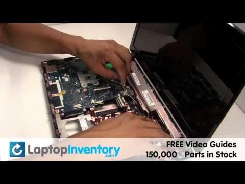 Acer Aspire 5742 PEW71 Laptop Heatsink and fan