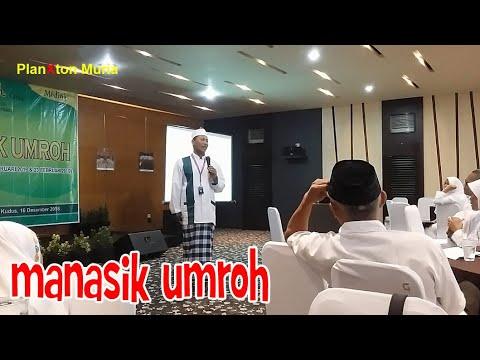 manasik Al Fath Abadi melakukan praktek di Islamic Center Kepanjen 25 februari 2020..