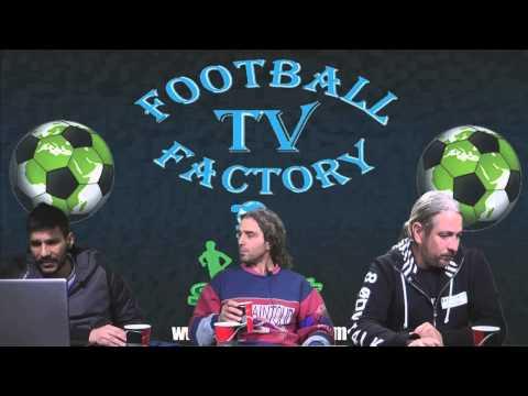 11η eκπομπή Football Factory (26-3-2015)
