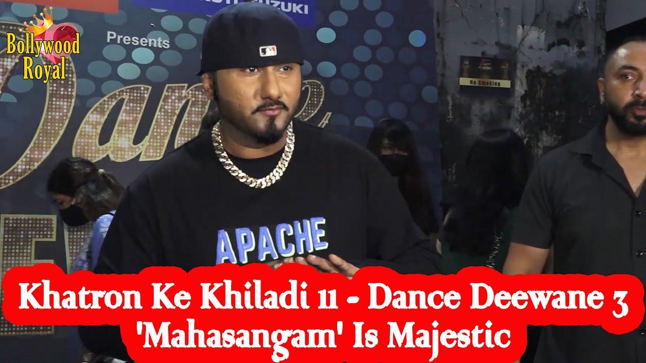 Yo Yo Honey Singh Creates HAVOC Amongst Fans At #Mahasangram