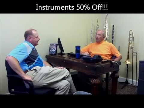 50 percent off musical instrument with rentmyinstrument.com (parents & beginner student musicans)