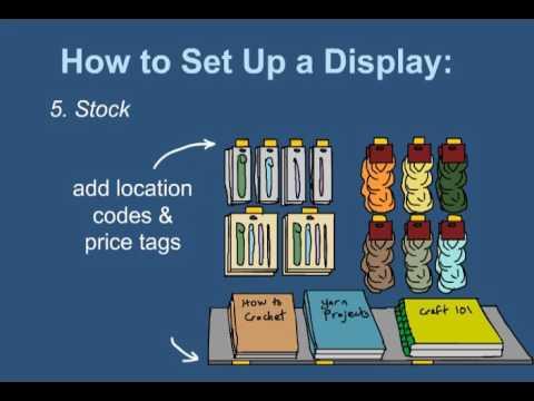 HouseMart - Merchandising Display Techniques