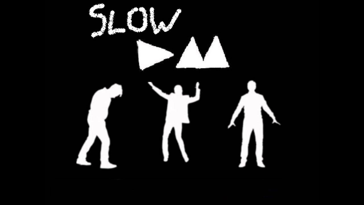 depeche mode slow