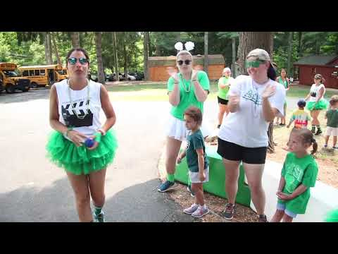 Spring Lake Day Camp 30th Anniversary Lip Dub 2018