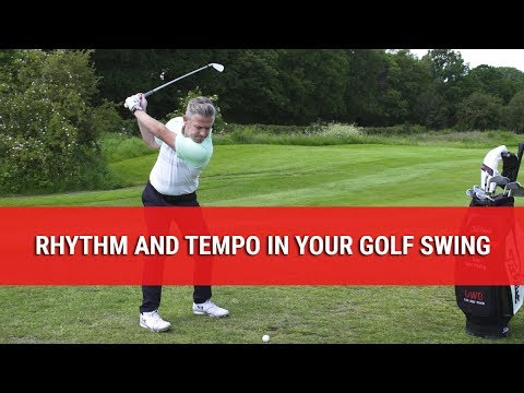 How To Find Rhythm And Tempo For Your Golf Swing – Golf Swing Tips – DWG