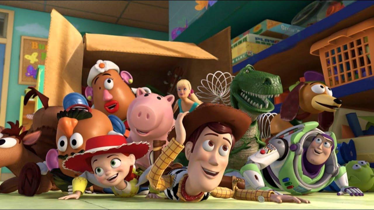 Risultati immagini per toy story 3 film 2010