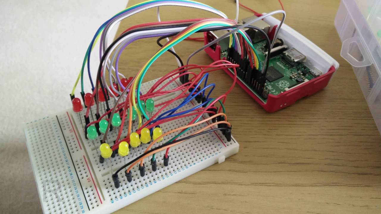 100 Pictures of Binary Clock Raspberry Pi