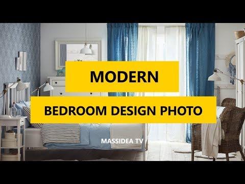 50+ Cool Modern Bedroom Design Photo Gallery 2018