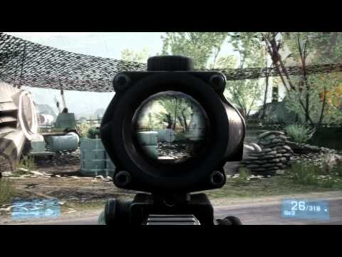 Battlefield 3 Walkthrough: Mission 9 ROCK AND A HARD PLACE Gameplay