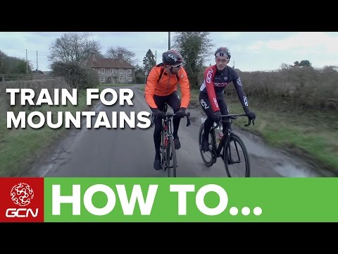 How To Train For Climbs When You Live Nowhere Near Them
