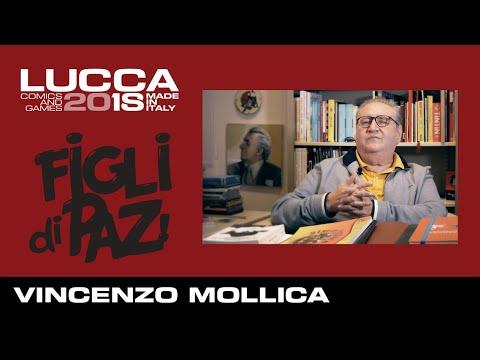[Lucca Comics & Games] Figli di Paz - Vincenzo Mollica