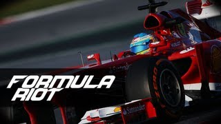 F1 2013 PC League Update - Ferrari Monza Italy Gameplay PC [Formula Riot Update]