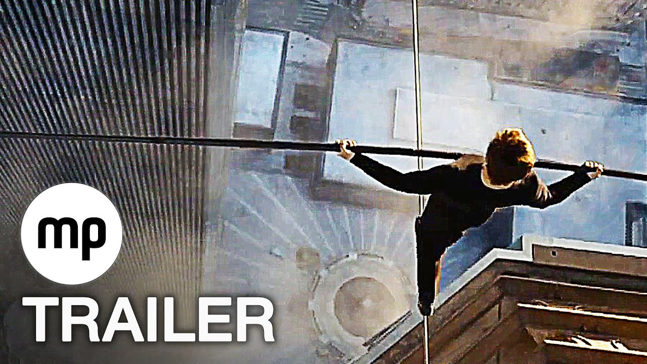 The Walk Trailer Deutsch