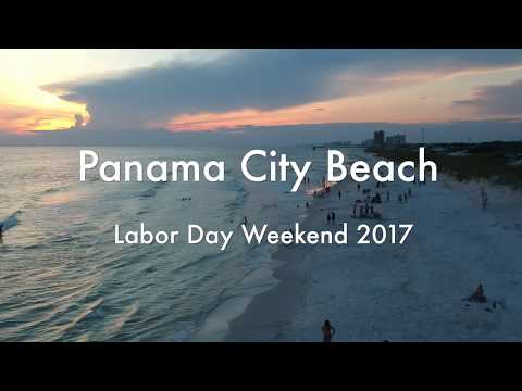 Panama City Beach Labor Day weekend 2017 | Our vacation