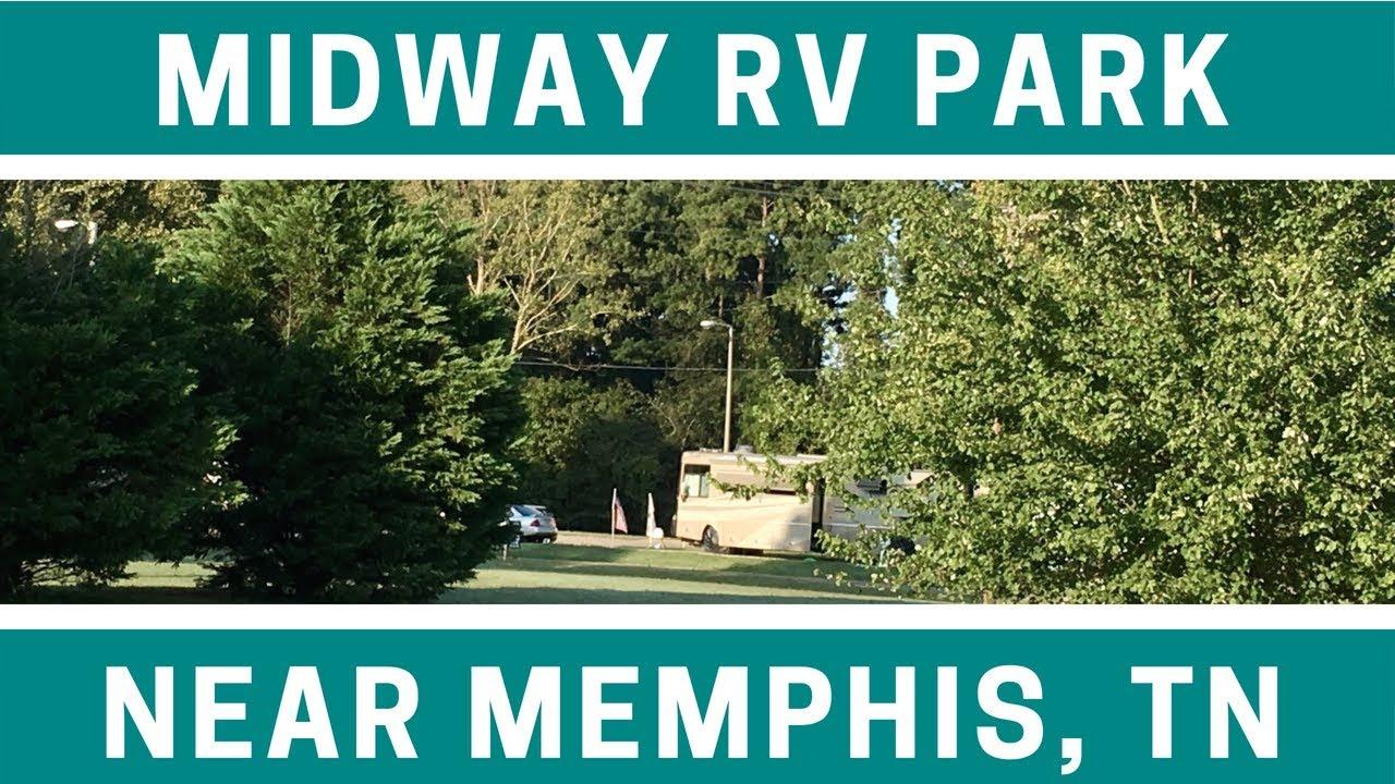 best rv park near memphis