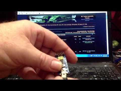 RCTA Programming Cable DIY