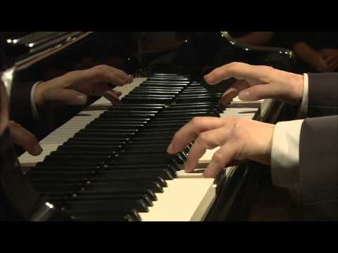 András Schiff - Bach. Italian Concerto in F BWV971