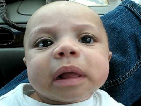 Baby cries bcuz of Glass Intrepid